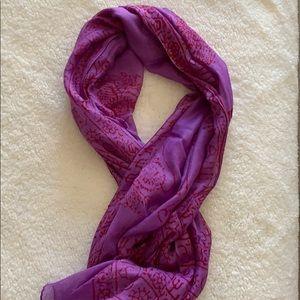 I Love Yoga Prayer Shawls, Various Colors